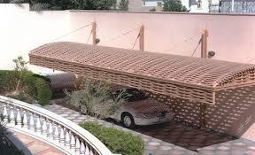 سواتر خشبية